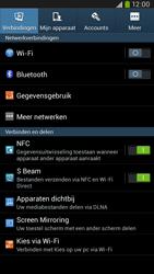 Samsung I9205 Galaxy Mega 6-3 LTE - Voicemail - handmatig instellen - Stap 4