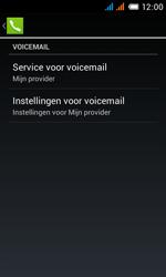 Alcatel OT-4033X Pop C3 - Voicemail - Handmatig instellen - Stap 9