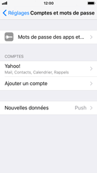 Apple iPhone 5s - iOS 11 - E-mail - Configuration manuelle (yahoo) - Étape 9