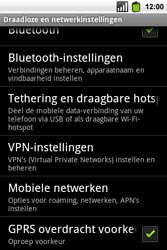 Alcatel OT-991 Smart - Internet - Uitzetten - Stap 5