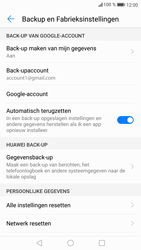 Huawei P9 Lite - Android Nougat - Device maintenance - Back up - Stap 12