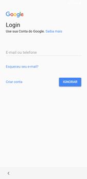 Samsung Galaxy S9 - Primeiros passos - Como ativar seu aparelho - Etapa 10