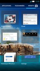 Bouygues Telecom Ultym 4 - Applications - Personnaliser l