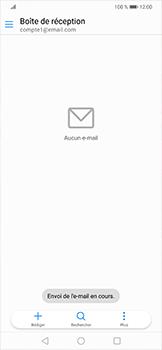 Huawei Mate 20 lite - E-mails - Envoyer un e-mail - Étape 16