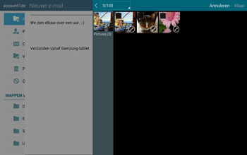 Samsung Galaxy Tab S 10.5 4G (SM-T805) - E-mail - Hoe te versturen - Stap 15