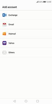 Huawei Mate 10 Pro - E-mail - Manual configuration (yahoo) - Step 4