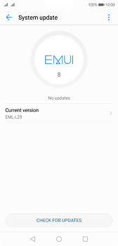Huawei P20 - Device - Software update - Step 7