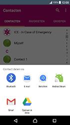 Sony Xperia X Compact (F5321) - Contacten en data - Contacten overzetten via Bluetooth - Stap 8