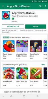 Samsung J4+ - Aplicativos - Como baixar aplicativos - Etapa 16