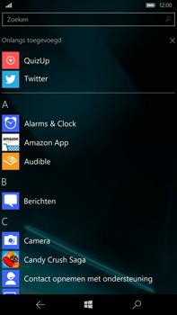Microsoft Lumia 950 XL - MMS - afbeeldingen verzenden - Stap 2
