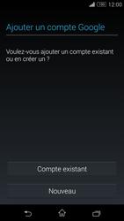 Sony D5803 Xperia Z3 Compact - E-mail - Configurer l