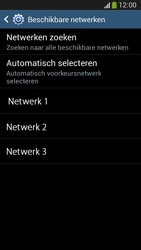 Samsung C105 Galaxy S IV Zoom LTE - Bellen - in het buitenland - Stap 8