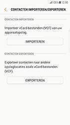 Samsung Galaxy S6 Edge - Android Nougat - Contacten en data - Contacten kopiëren van SIM naar toestel - Stap 7