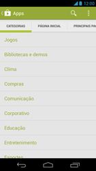 Motorola Moto X - Aplicativos - Como baixar aplicativos - Etapa 5