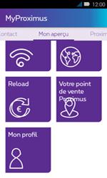 Huawei Y3 - Applications - MyProximus - Étape 19