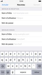 Apple iPhone 6s - iOS 12 - E-mail - Configuration manuelle - Étape 13