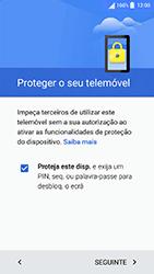 Sony Xperia XA (F3111) - Primeiros passos - Como ligar o telemóvel pela primeira vez -  9