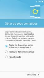 Samsung Galaxy S7 Edge - Android Nougat - Primeiros passos - Como ligar o telemóvel pela primeira vez -  18