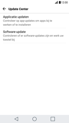 LG G5 - Android Nougat - Netwerk - Software updates installeren - Stap 7