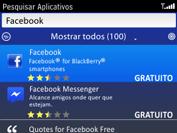 BlackBerry 9620 - Aplicativos - Como baixar aplicativos - Etapa 14