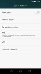 Huawei Ascend G7 - Internet - configuration manuelle - Étape 6