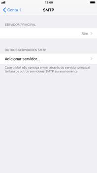 Apple iPhone 7 Plus iOS 11 - Email - Configurar a conta de Email -  18
