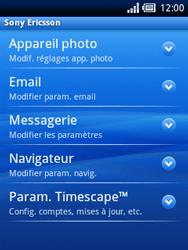 Sony Ericsson Xperia X10 Mini - Internet - Configuration manuelle - Étape 15
