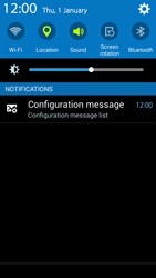 Samsung G530FZ Galaxy Grand Prime - Internet - Automatic configuration - Step 4