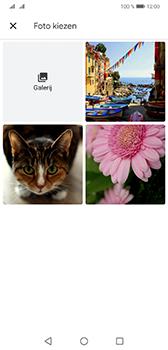 Huawei Mate 20 - MMS - afbeeldingen verzenden - Stap 12