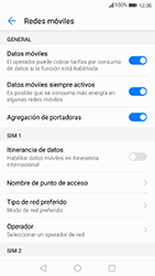 Huawei P10 Lite - Internet - Configurar Internet - Paso 6