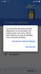Samsung Galaxy S7 - Primeros pasos - Activar el equipo - Paso 17