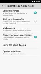 Bouygues Telecom Ultym 5 - Internet et connexion - Activer la 4G - Étape 7