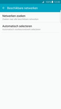 Samsung G928F Galaxy S6 edge plus - Bellen - in het buitenland - Stap 6