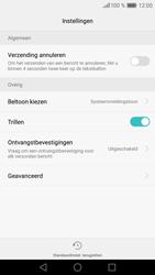 Huawei P9 Lite - SMS - SMS-centrale instellen - Stap 6