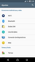 Sony Xperia XA1 - Funciones básicas - Activar o desactivar el modo avión - Paso 4