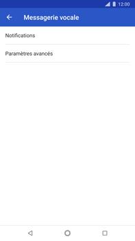 Nokia 8 Sirocco - Messagerie vocale - Configuration manuelle - Étape 7
