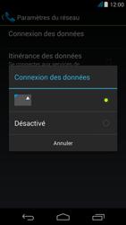 Acer Liquid Z500 - Internet - configuration manuelle - Étape 8