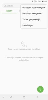 Samsung galaxy-j4-plus-dual-sim-sm-j415fn - Voicemail - Handmatig instellen - Stap 6