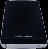 Sony Ericsson Xpéria Arc - Premiers pas - Découvrir les touches principales - Étape 8