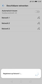 Huawei Mate 10 Lite (Model RNE-L21) - Buitenland - Bellen, sms en internet - Stap 10