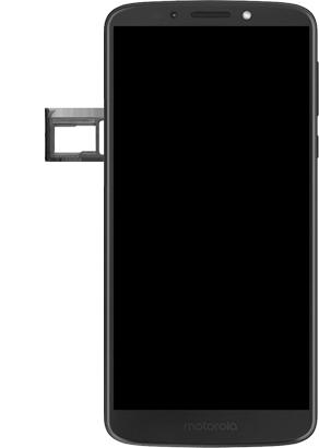 Motorola Moto G6 Play - Primeiros passos - Como inserir o chip da Nextel no seu celular - Etapa 3