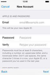 Apple iPhone 4s iOS 8 - Applications - Downloading applications - Step 13