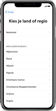 Apple iphone-xs-max-met-ios-13-model-a1921 - Instellingen aanpassen - Hoe gebruik ik de Automatisch inloggen-optie - Stap 7