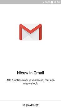 HTC U11 - E-mail - handmatig instellen (gmail) - Stap 5