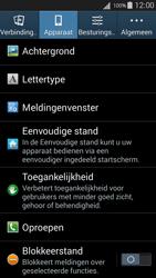 Samsung Galaxy S3 Neo (I9301i) - Voicemail - Handmatig instellen - Stap 5