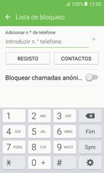 Samsung Galaxy Xcover 3 (G389) - Chamadas - Bloquear chamadas de um número -  8