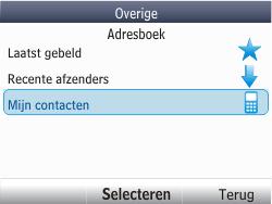 Nokia Asha 302 - E-mail - e-mail versturen - Stap 6