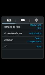 Samsung S7580 Galaxy Trend Plus - Funciones básicas - Uso de la camára - Paso 9