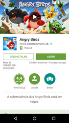 Motorola Moto G (3ª Geração) - Aplicativos - Como baixar aplicativos - Etapa 18