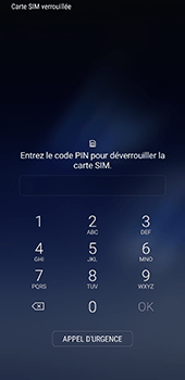 Samsung Galaxy S8 Plus - Mms - Configuration manuelle - Étape 21